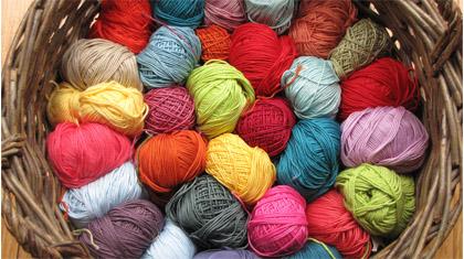 Basket of Riko cottons